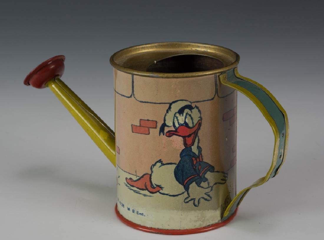 Donald Duck Watering Can by Ohio Art 1938 - 2