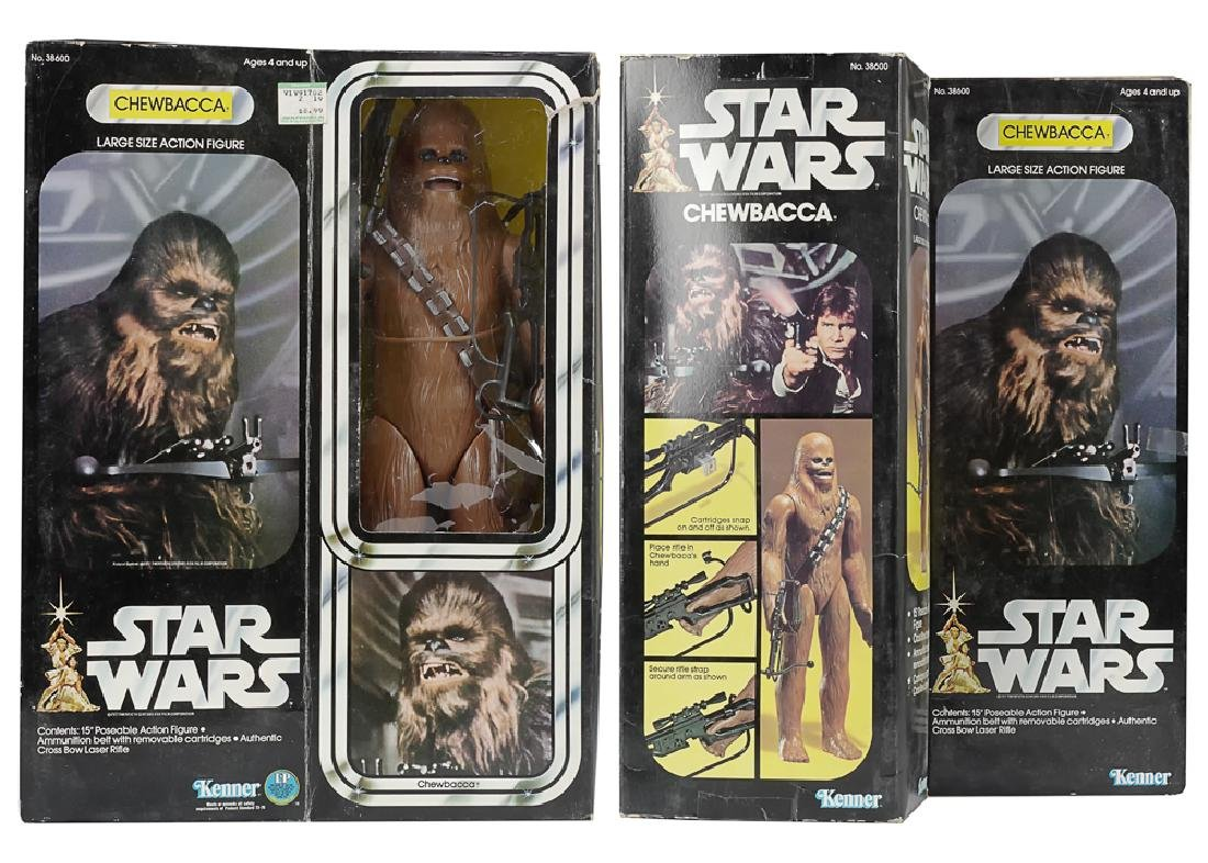 "Kenner Star Wars 15"" Chewbacca Figure"