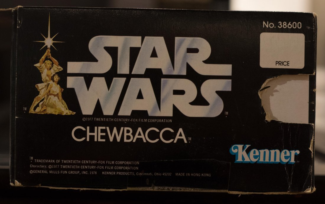 "Kenner Star Wars 15"" Chewbacca Figure - 2"