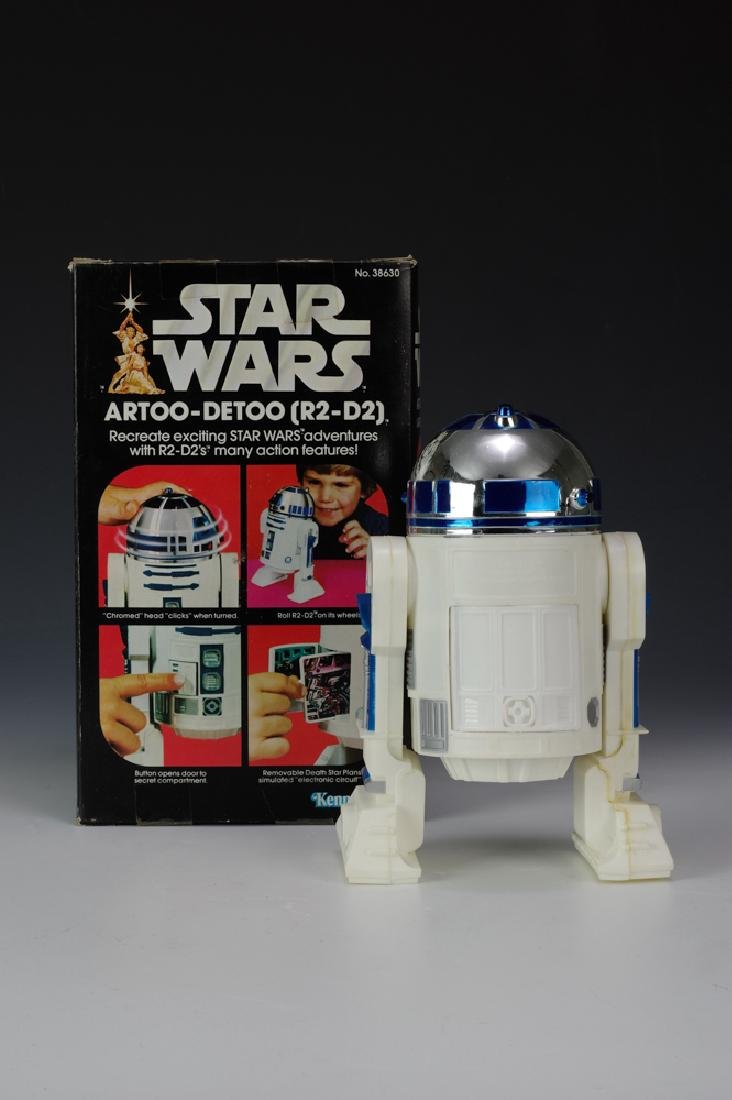 "Kenner Star Wars 7 1/2"" R2-D2 Figure - 2"