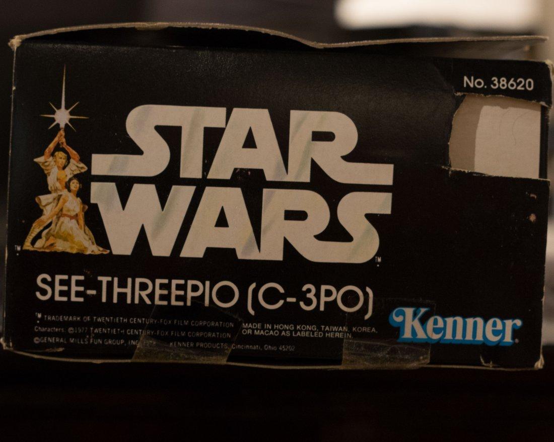 "Kenner Star Wars 12"" C-3PO Figure - 2"