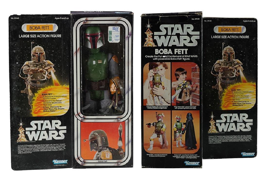 """Kenner Star Wars ESB 12"""" Boba Fett Figure"""