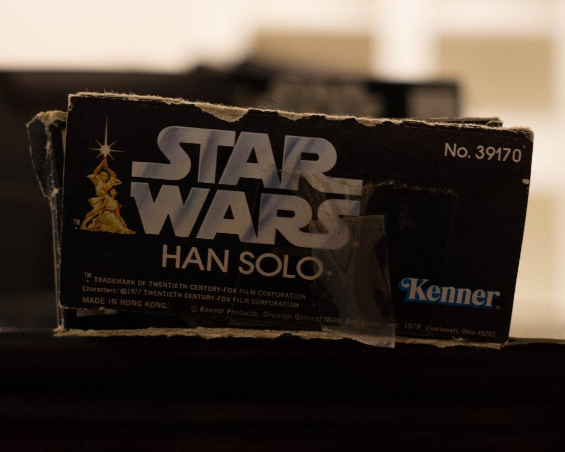 """Kenner Star Wars 12"""" Han Solo Figure - 2"""