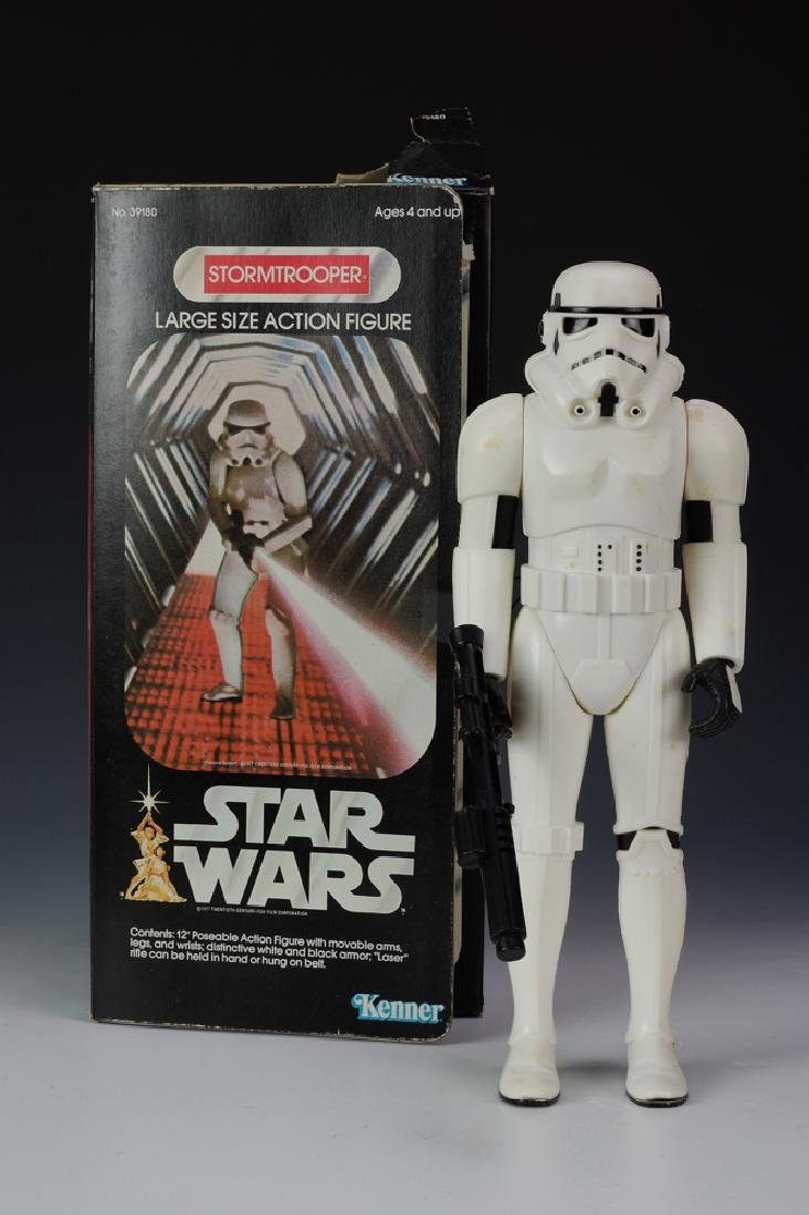 "Kenner Star Wars 12"" Stormtrooper Figure"