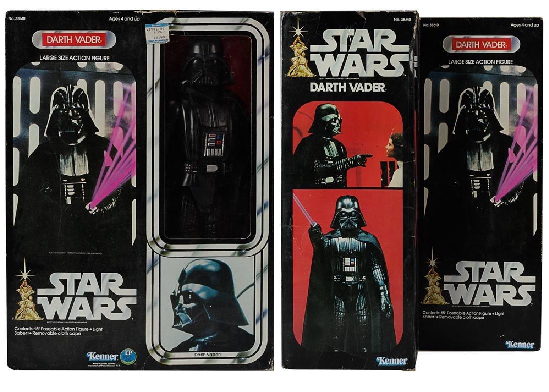 "Kenner Star Wars 15"" Darth Vader Figure"