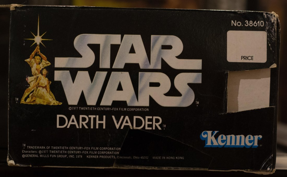 "Kenner Star Wars 15"" Darth Vader Figure - 2"