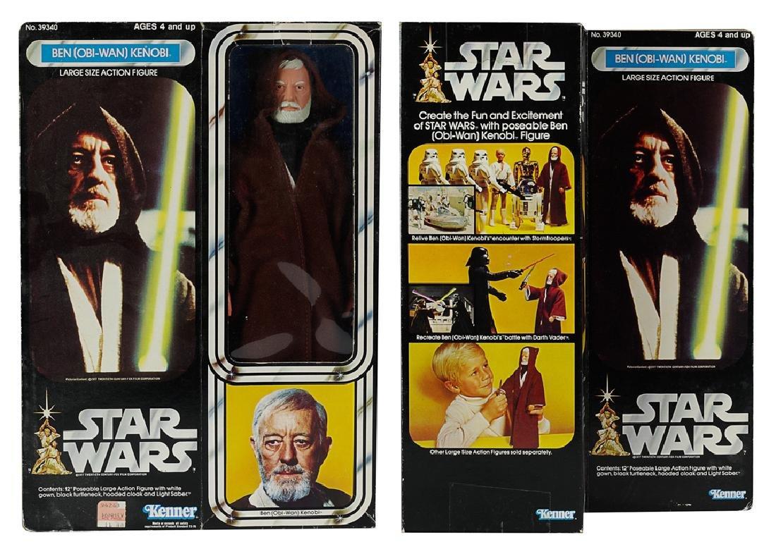"Kenner Star Wars12"" Obi-Wan Kenobi"