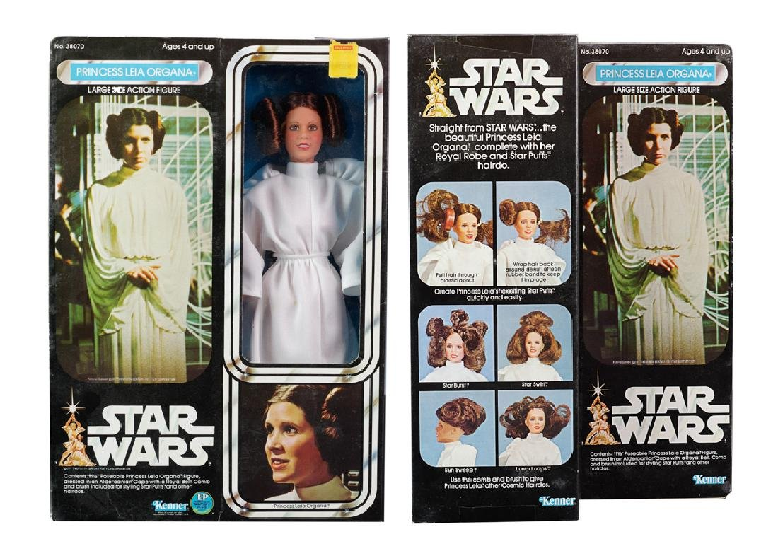 "Kenner Star Wars 11 1/2"" Princess Leia Organa"