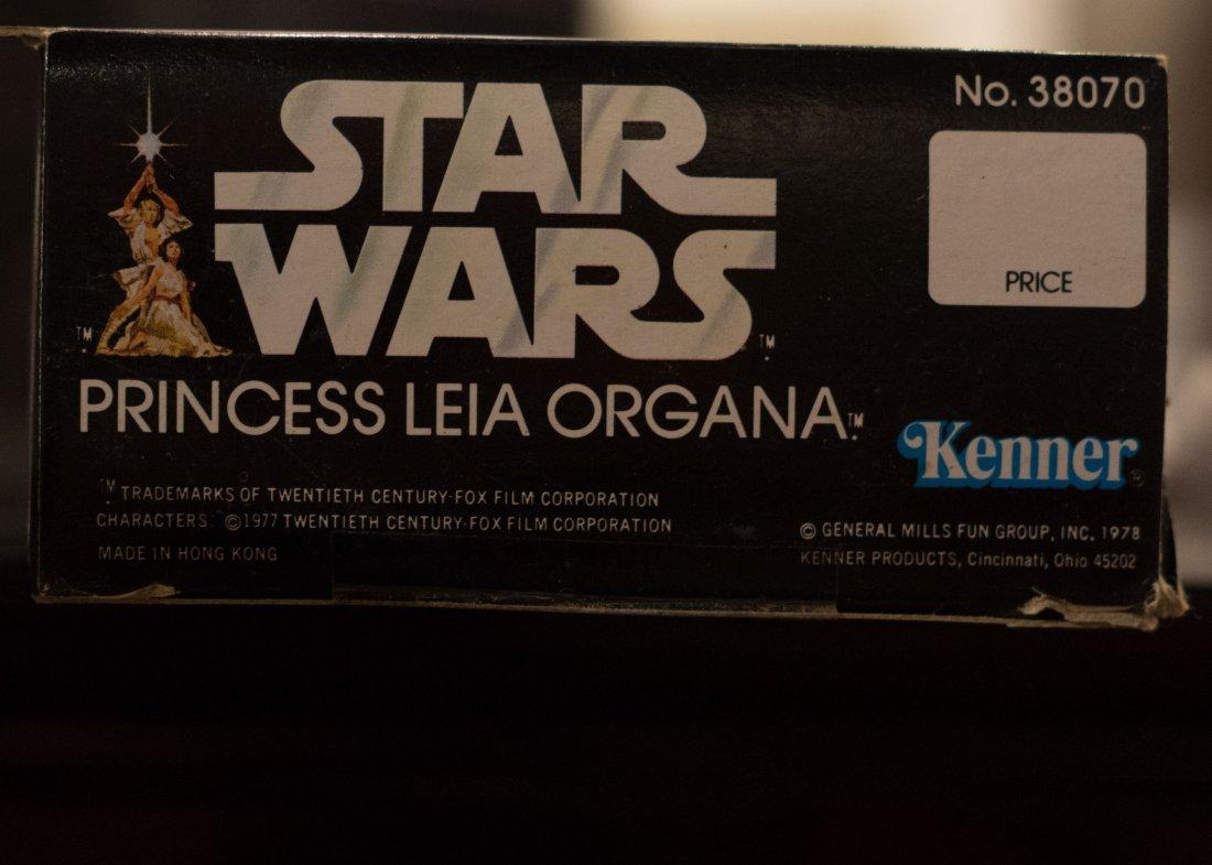"Kenner Star Wars 11 1/2"" Princess Leia Organa - 2"