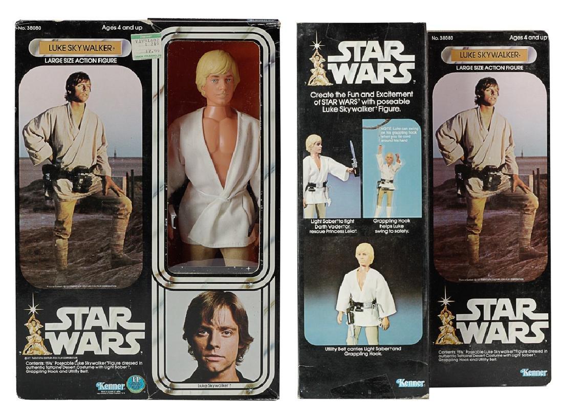 """Kenner Star Wars 12"""" Luke Skywalker Figure"""