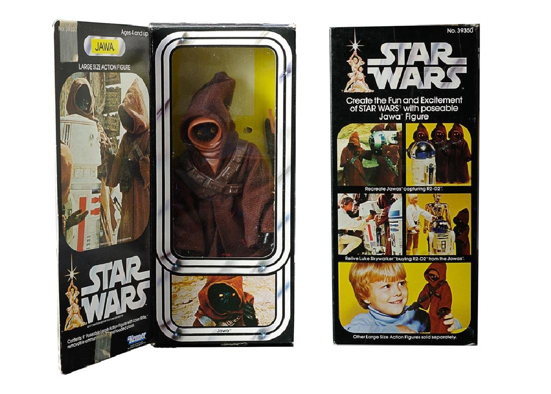 "Kenner Star Wars 8"" Jawa Figure"