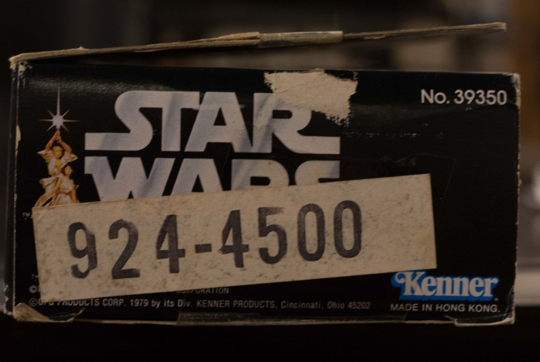 """Kenner Star Wars 8"""" Jawa Figure - 2"""