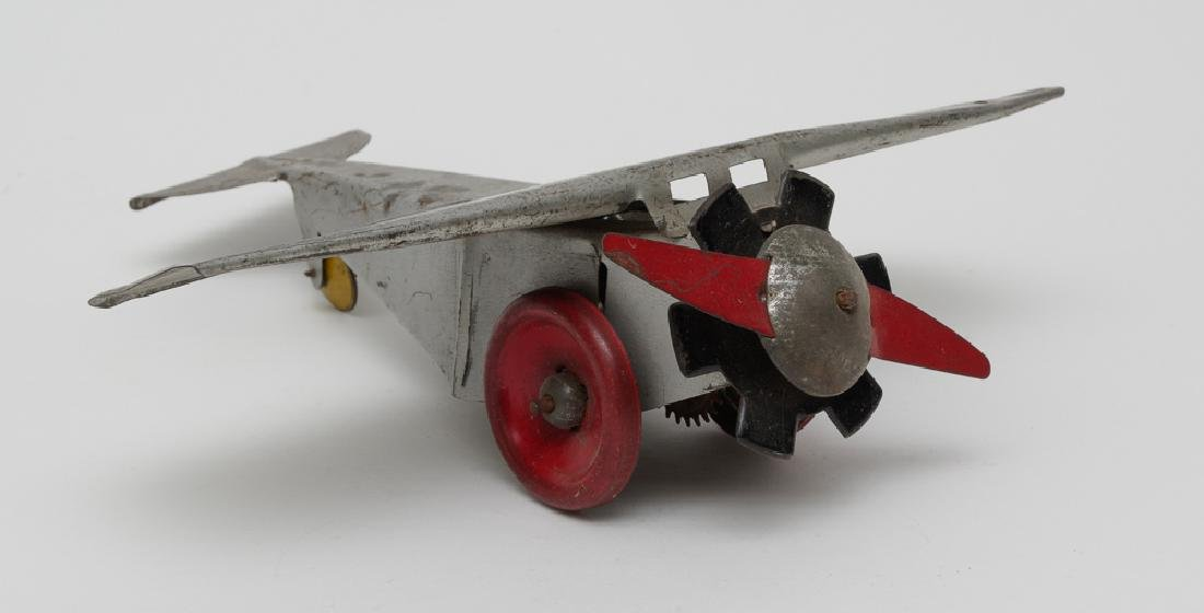 Tin Spirit of St. Louis Plane by Non Pariel