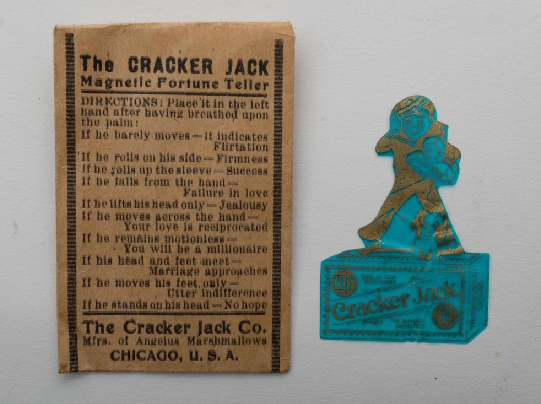 Cracker Jack Premiums Inc.Magnetic Fortune Teller - 5