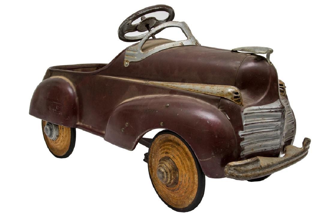 Steelcraft Chrysler Pedal Car
