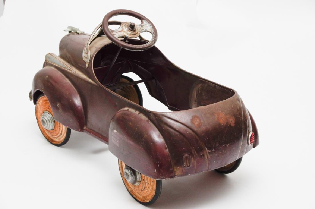 Steelcraft Chrysler Pedal Car - 3