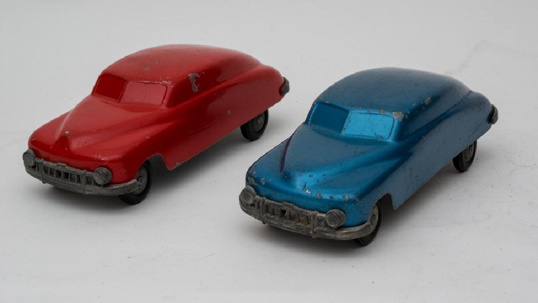 Pair of J&S Products Die Cast Cars - 2