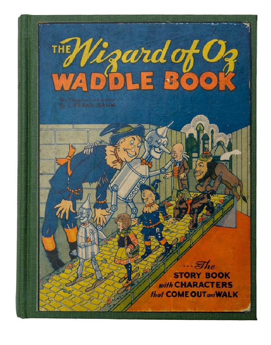 The Wizard of Oz Waddle Book, Baum