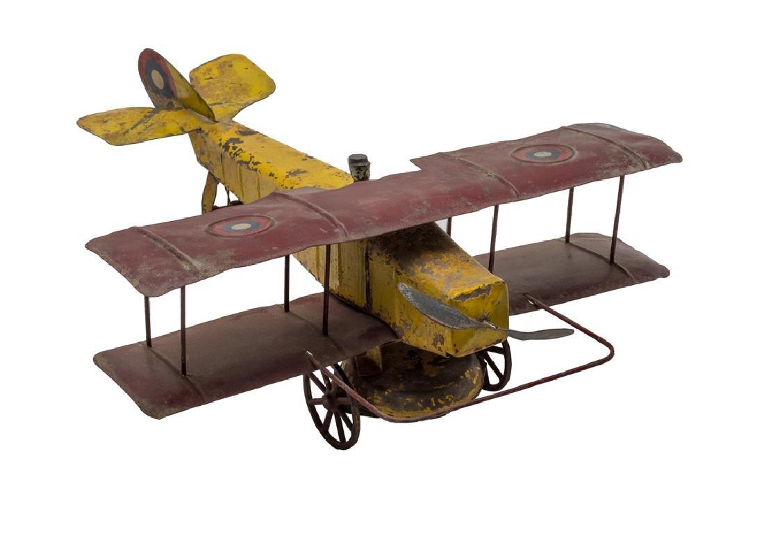 Clockwork Biplane by Kingsbury
