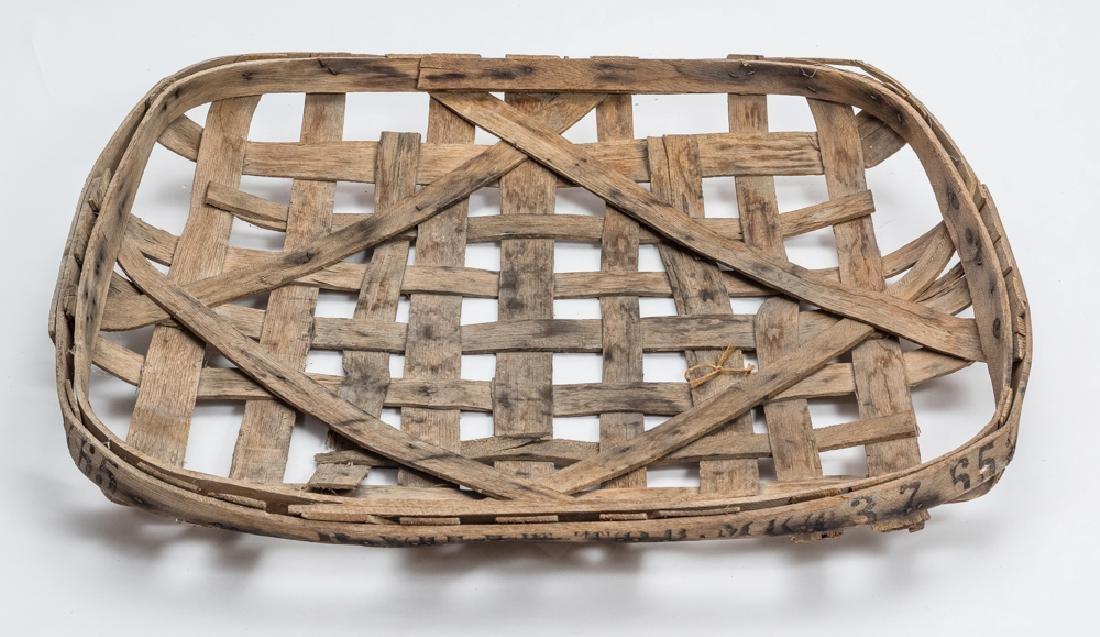 Tobacco Basket, 19th Century