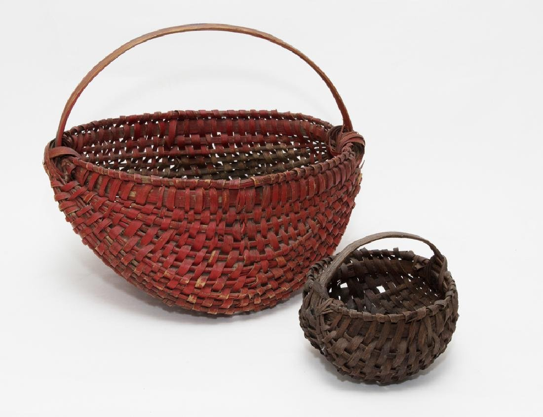 Pair of Egg Baskets