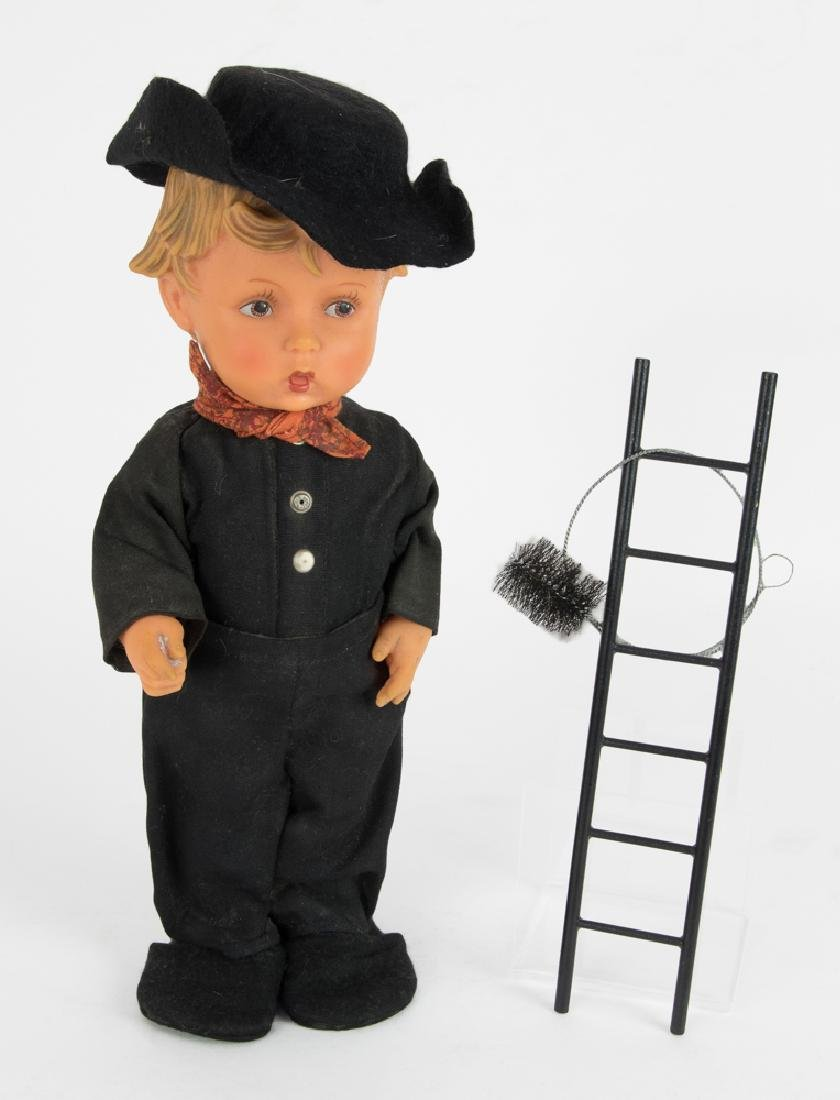 Hummel Chimney Sweep Boy