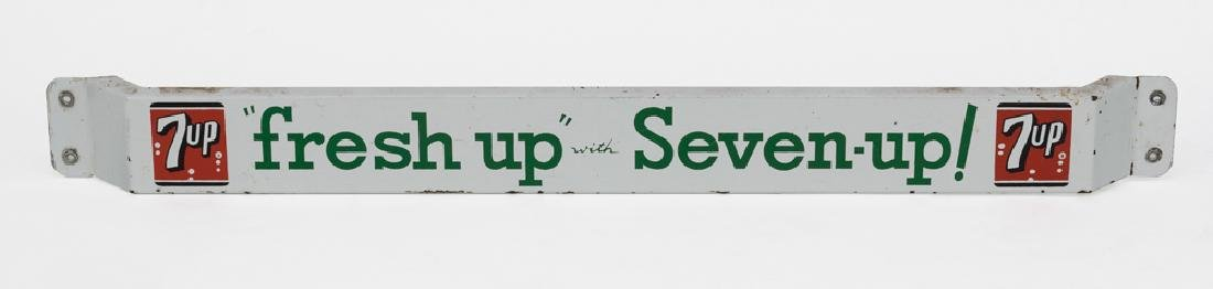 "7-Up Door Push ""Freshen Up w/ 7Up"""