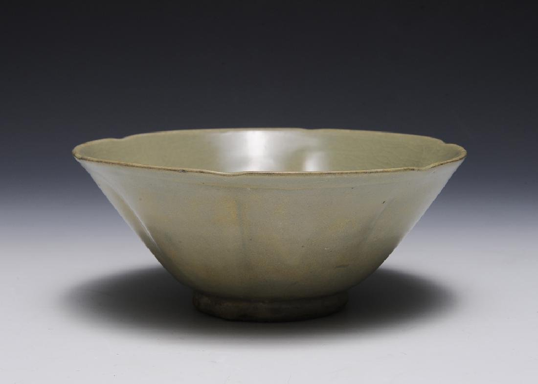 Chinese Yue Ware Bowl, Tang Dynasty
