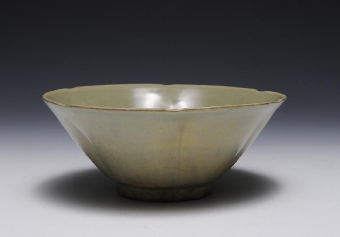 Chinese Yue Ware Bowl, Tang Dynasty - 2