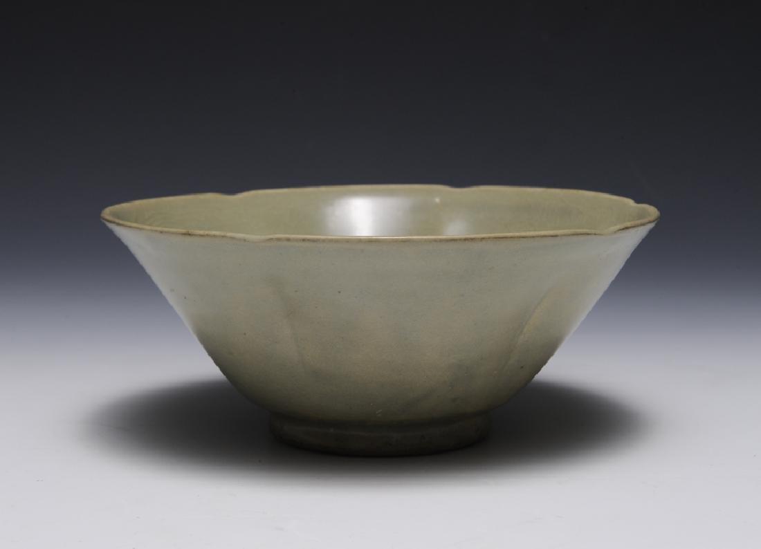 Chinese Yue Ware Bowl, Tang Dynasty - 3