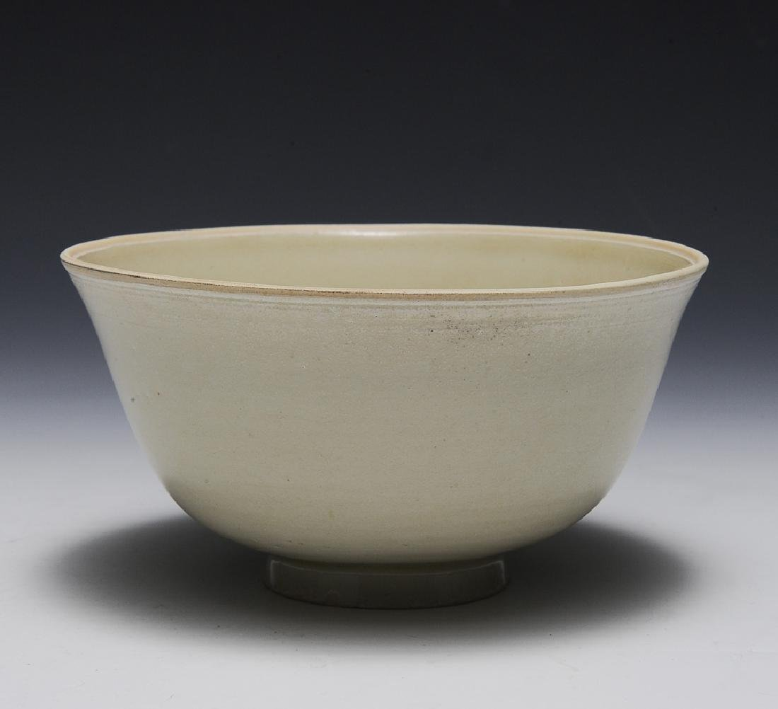 Chinese White Glaze Bowl, Song Dynasty