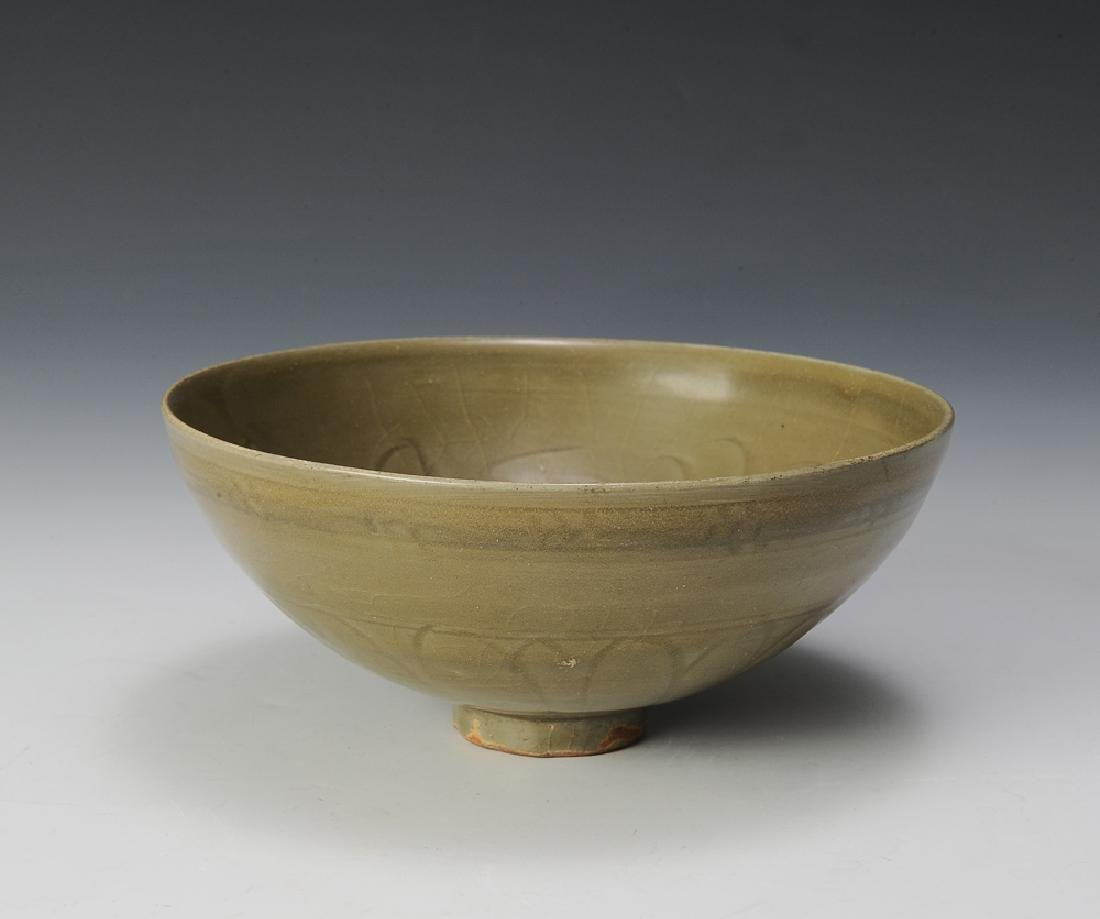 Chinese Yaozhou Ware Bowl, Song Dynasty