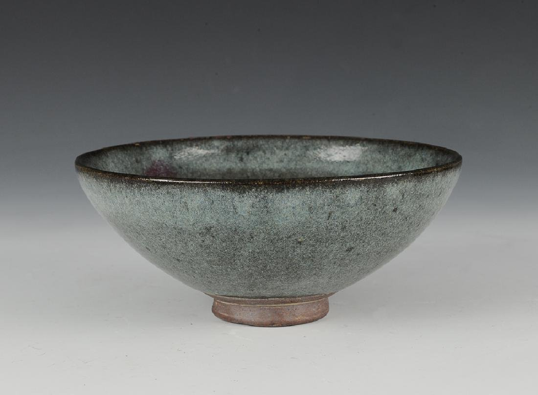 Chinese Jun Glazed Bowl, Possibly Song Dynasty