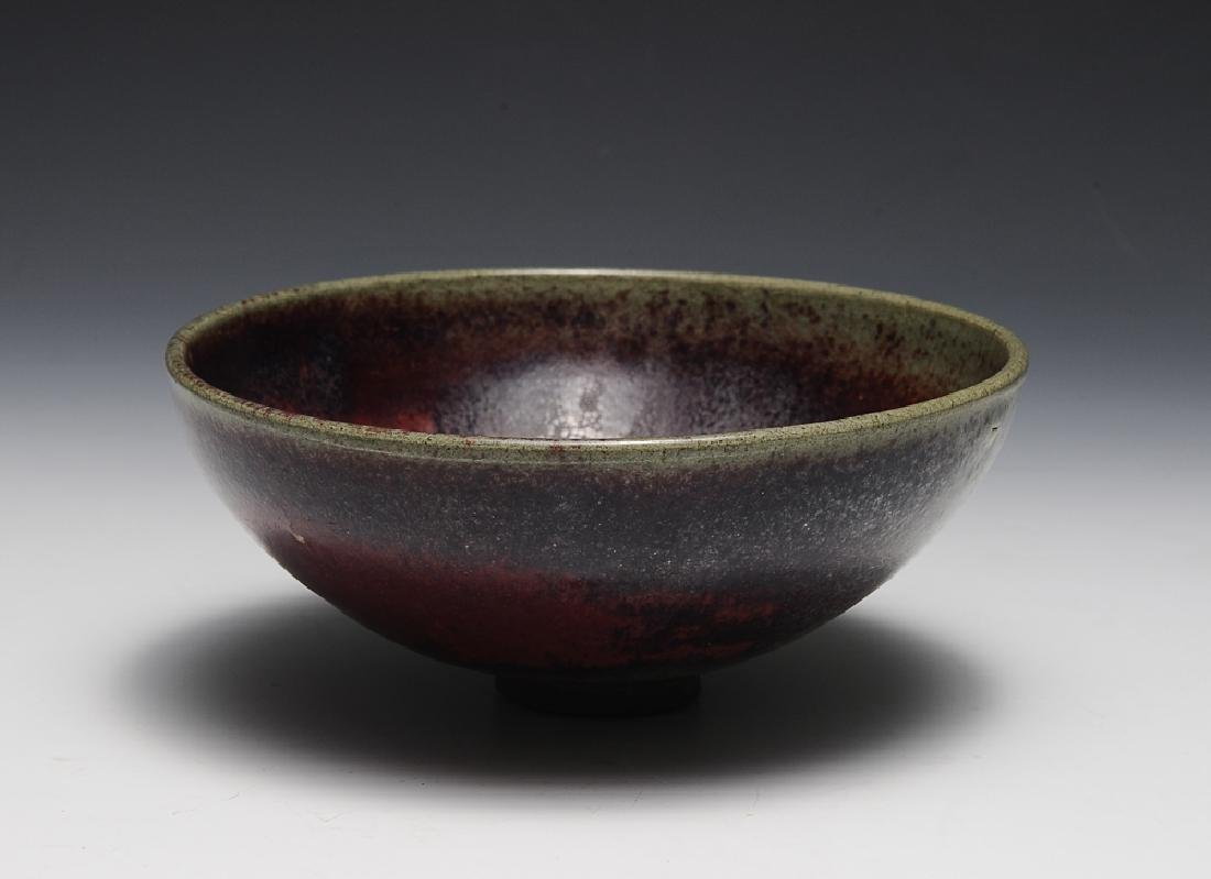 Chinese Jun Glazed Bowl, Ming Dynasty or Earlier