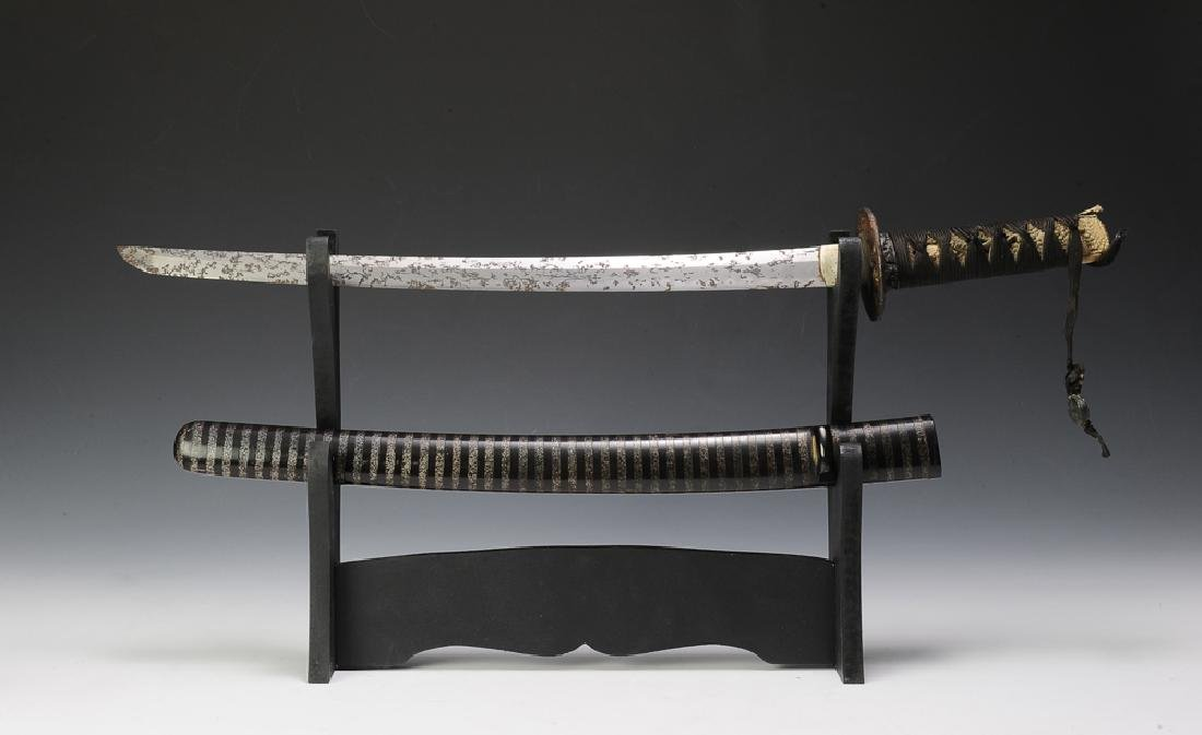 Japanese Sword, 18-19th C