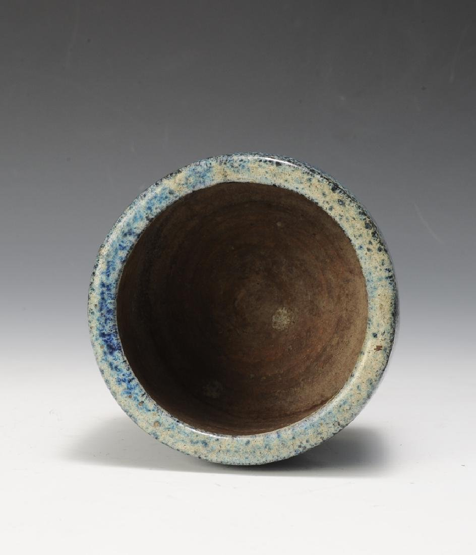 Chinese Shiwan Censer w/ Stand, Ming Dynasty - 5