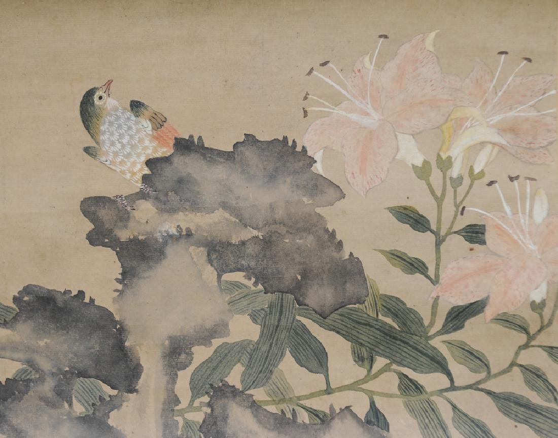 Set of Four Paintings Attributed to Ma Yuanyu - 3