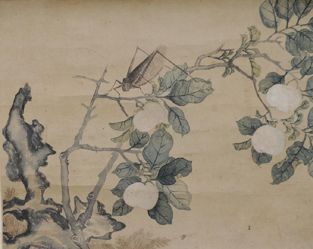 Set of Four Paintings Attributed to Ma Yuanyu - 4