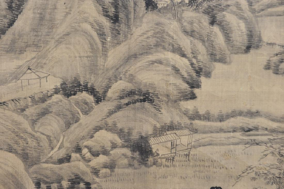 Chinese Landscape Painting by Fang Shaoyao - 4