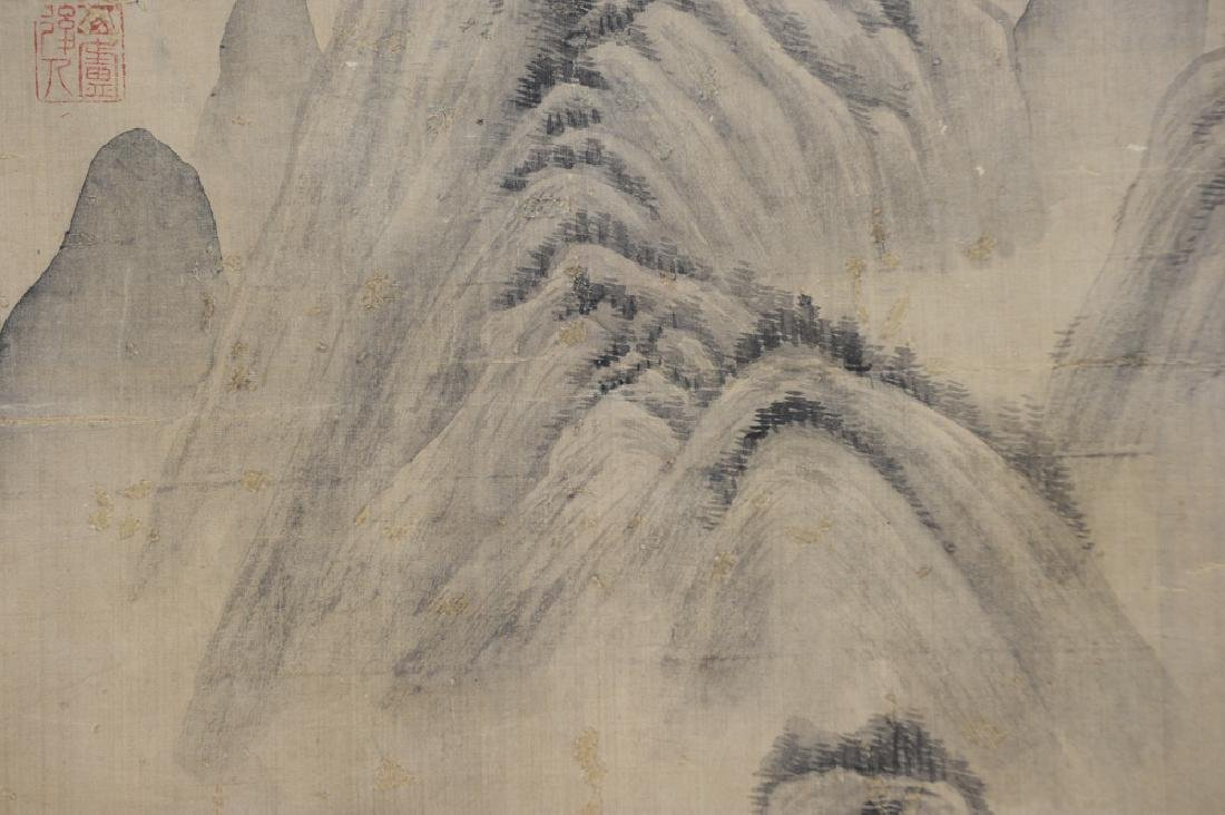 Chinese Landscape Painting by Fang Shaoyao - 6