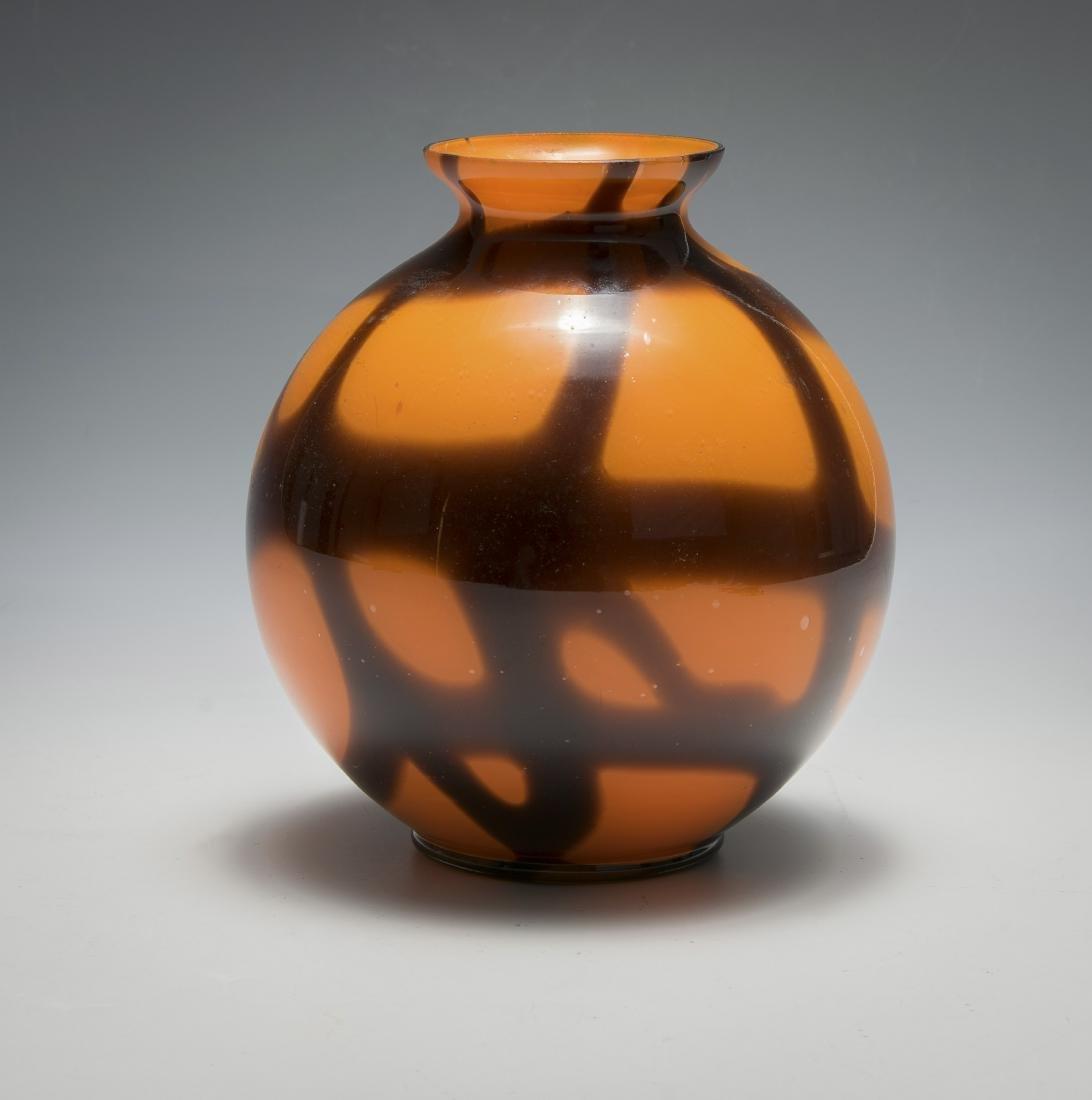 Kralik Czech Glass Vase