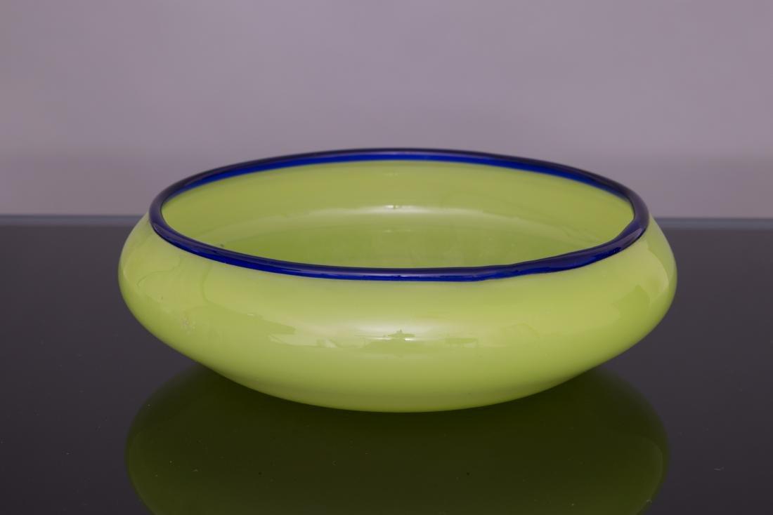 A Loetz Powolny Bowl
