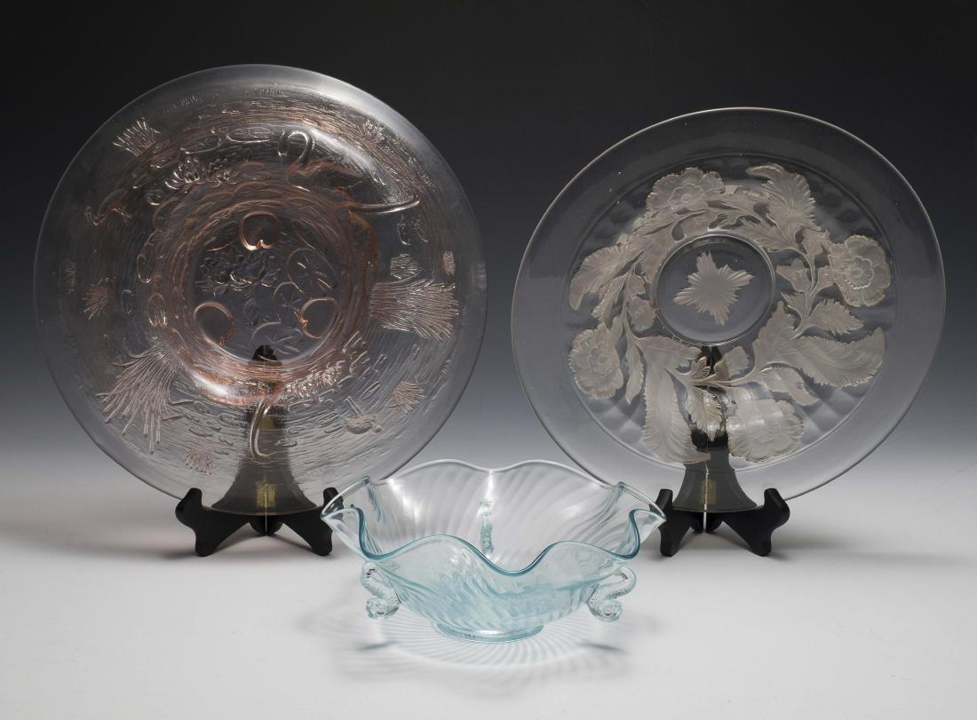 Three Glass Bowls, Inc. Fenton and Cambridge