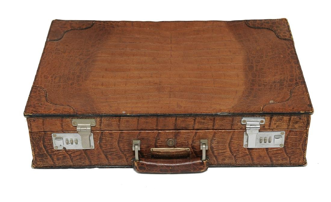 Eleanor Vallee's Personal Briefcase