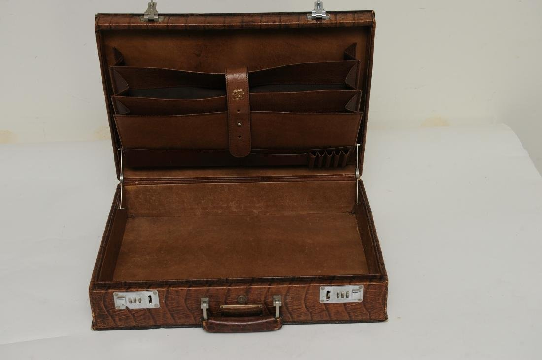 Eleanor Vallee's Personal Briefcase - 2