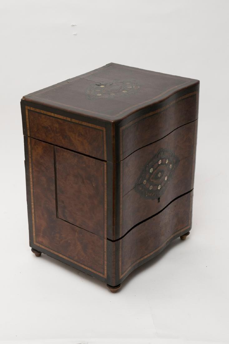 Inlaid Tantalus Circa 1810 - 4