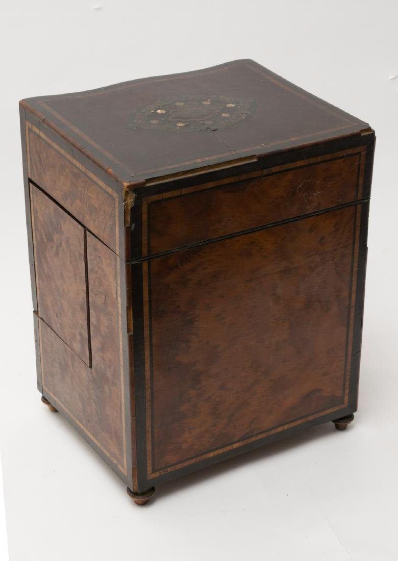 Inlaid Tantalus Circa 1810 - 5
