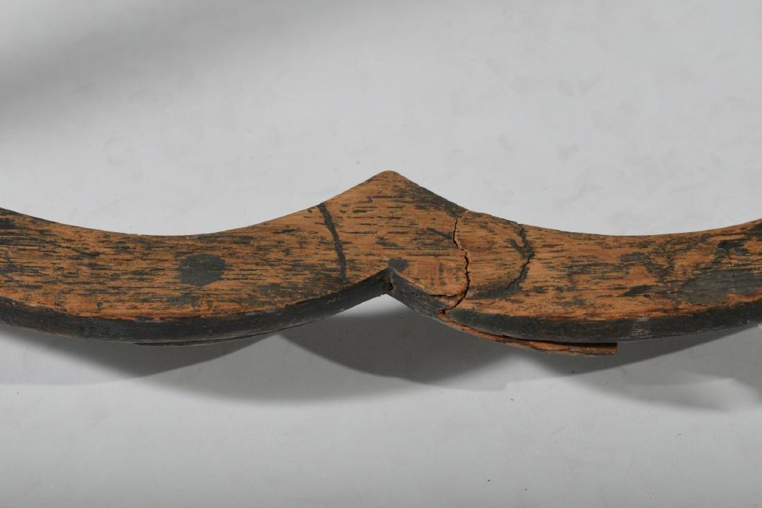 Elizabethan Style Oak Two Drawer Stand - 10