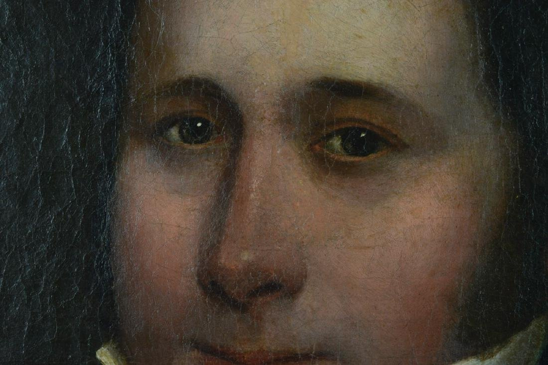 English Oil Portrait of John Hartley - 2
