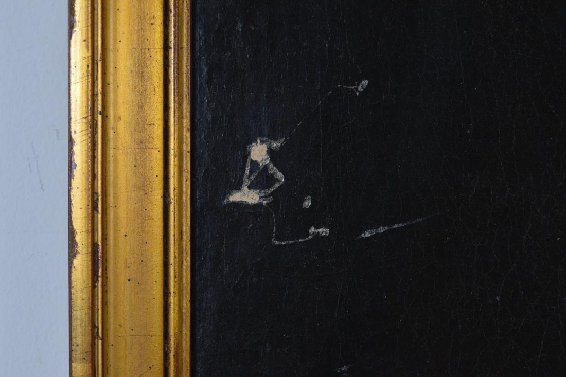 English Oil Portrait of John Hartley - 4